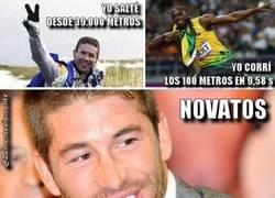 Enlace a El récord de Ramos por @DementeClemente