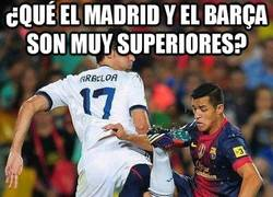 Enlace a ¿Madrid y Barça son muy superiores?