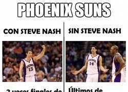 Enlace a Nash marcaba la diferencia
