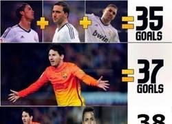 Enlace a Al menos en el Madrid está más equilibrado