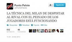 Enlace a La táctica el Milán para derrotar al Barça, por @PuntoPalote