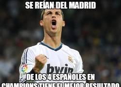 Enlace a Se reían del Madrid