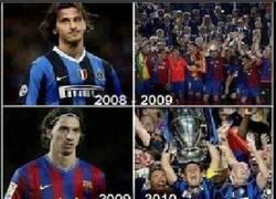 Enlace a ¿Continuará la mala suerte de Ibrahimovic?
