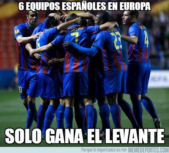 88203 - 6 equipos españoles en Europa