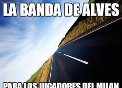 Enlace a La banda de Alves