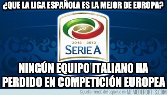 88324 - ¿Que la liga española es la mejor de europa?
