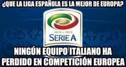 Enlace a ¿Que la liga española es la mejor de europa?