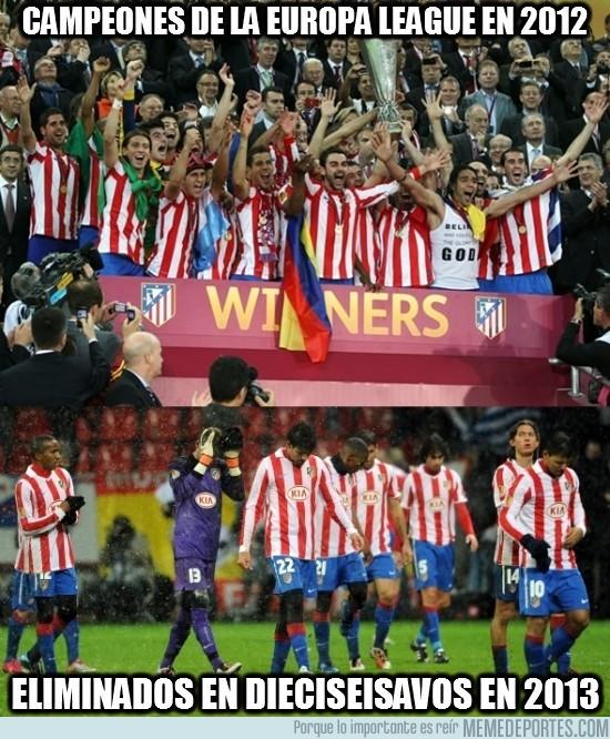 88628 - Campeones de la Europa League en 2012