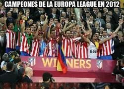 Enlace a Campeones de la Europa League en 2012