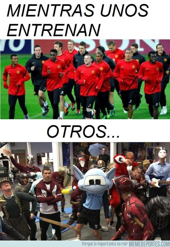88801 - Diferencia entre Manchester City y Manchester United