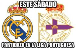 Enlace a Este sábado, partidazo en la liga portuguesa