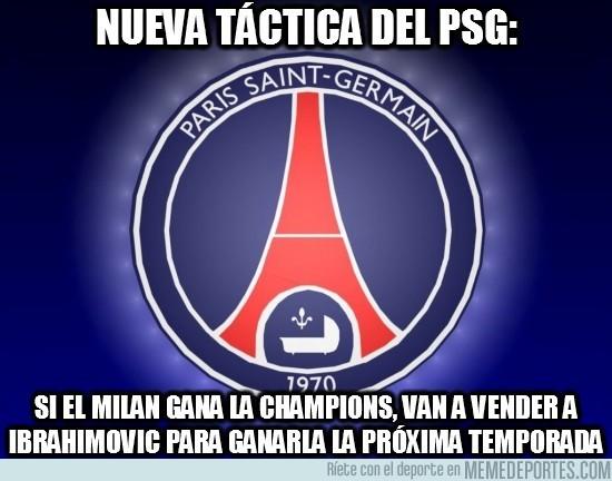 89239 - Nueva táctica del PSG: