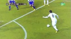 Enlace a GIF: Golazo de Kaká contra el Depor