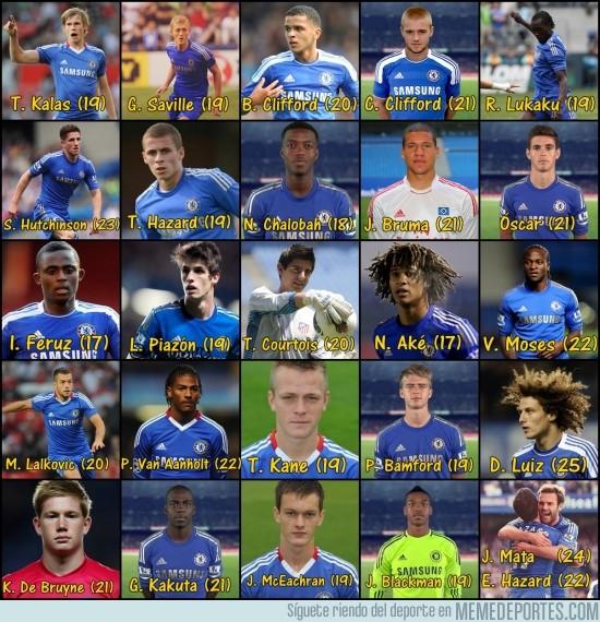 89893 - Gran Futuro el de Chelsea