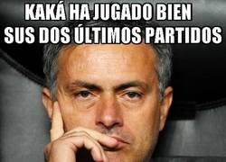 Enlace a Kaká ha jugado bien sus dos últimos partidos