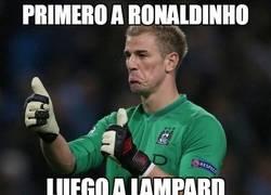 Enlace a Primero a Ronaldinho