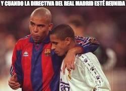 Enlace a Y esto es lo que sucedió entre Ronaldo y Roberto Carlos