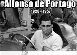 Enlace a La leyenda de Alfonso de Portago
