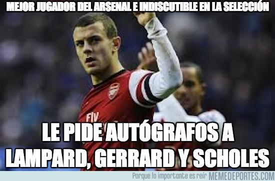90830 - Mejor jugador del Arsenal e indiscutible en la selección