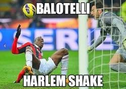 Enlace a Balotelli Harlem Shake