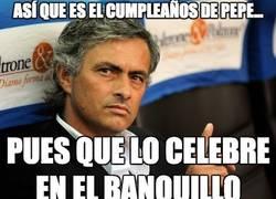 Enlace a Así que es el cumpleaños de Pepe