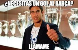Enlace a ¿Necesitas un gol al Barça?