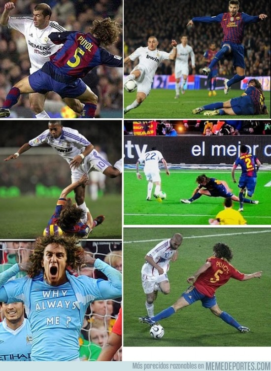 91936 - Why Always Puyol?