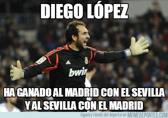 92204 - Diego López, un tío con victorias curiosas
