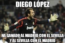 Enlace a Diego López, un tío con victorias curiosas