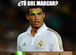 Enlace a ¿Tú gol marcar?