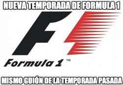 Enlace a Nada ha cambiado, pole para Vettel