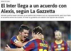 Enlace a El Barça reza para que sea cierto
