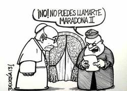 Enlace a El nuevo papa