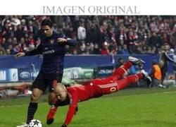 Enlace a Unos chops de Robben