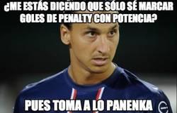 Enlace a ¿Me estás dicendo que sólo sé marcar goles de penalty con potencia?
