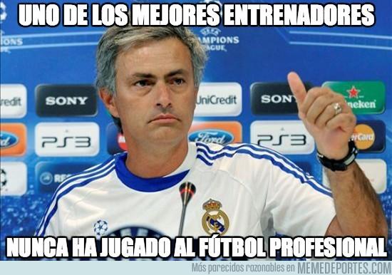 101920 - ¿Quién dijo que para ser buen entrenador se tenía que ser futbolista profesional?