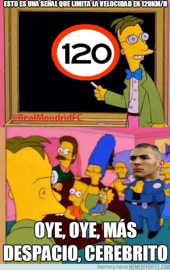 102025 - Benzema... Por @RealMoudridFC