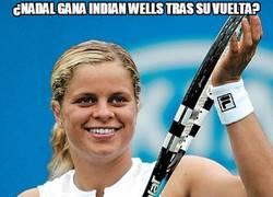 Enlace a ¿Nadal gana Indian Wells tras su vuelta?