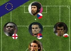 Enlace a ¿Es ésta la mejor selección europea posible?
