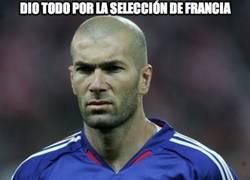 Enlace a Dio todo por la selección de Francia