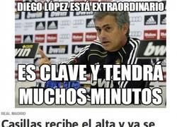 Enlace a Ya podemos olvidarnos de Diego López, otra vez