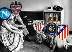 Enlace a Representación de la Europa League