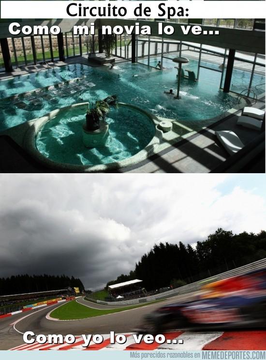 102866 - Circuito de Spa, distintos puntos de vista