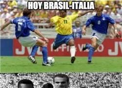 Enlace a Hoy Brasil-Italia