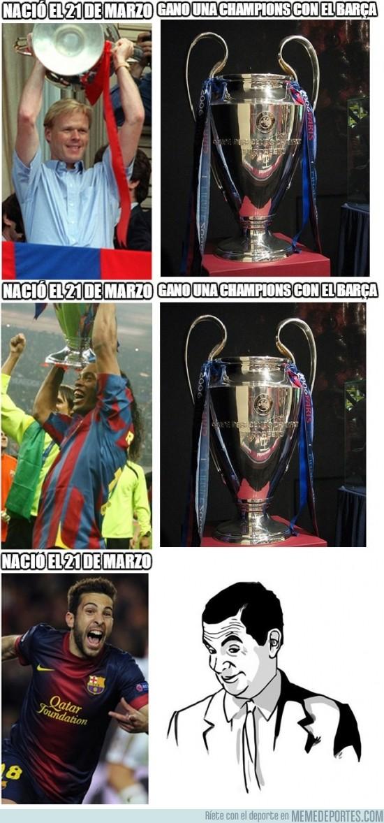103217 - La profecía del 21-M del Barça