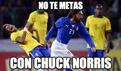 Enlace a No te metas con Chuck Norris