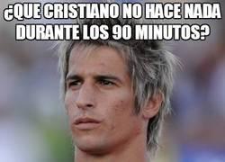 Enlace a ¿Que Cristiano no hace nada durante los 90 minutos?