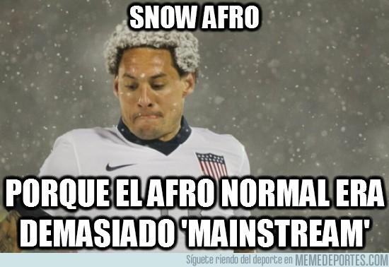 103858 - Snow Afro