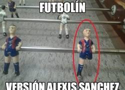 Enlace a Futbolín versión Alexis