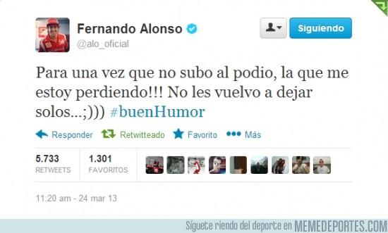 104437 - Fernando no pierde el buen humor